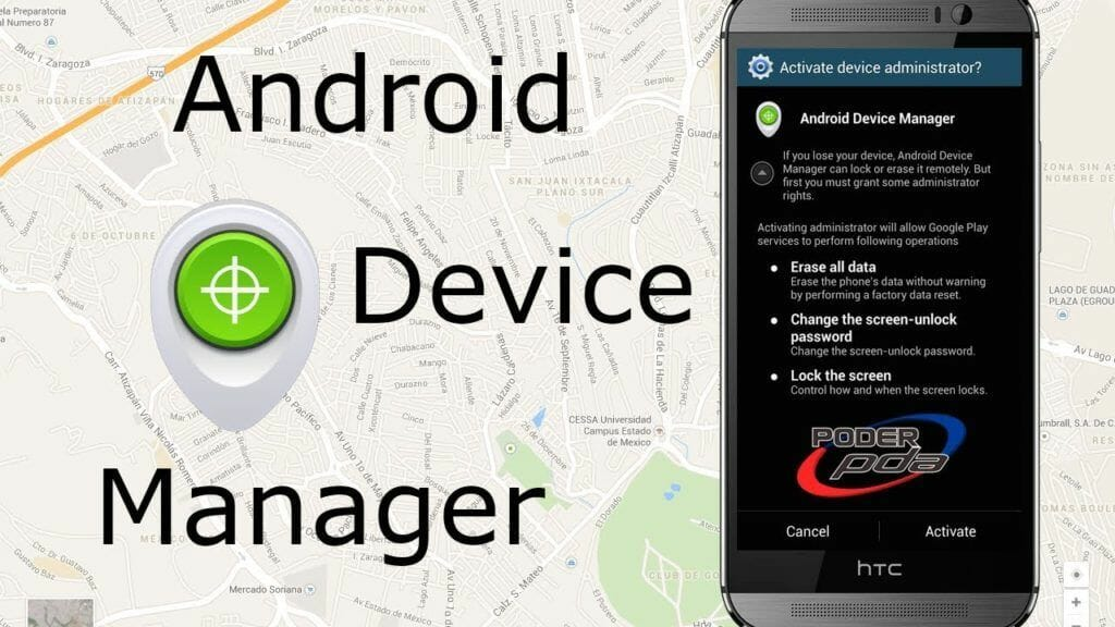 How to track a cell phone location without installing software?